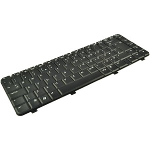 6720s Keyboard Assembly - 88 keys UK