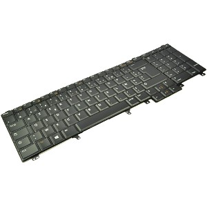 Latitude E5520m Keyboard French
