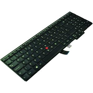 ThinkPad W540 Quad-Core Keyboard Non-Backlit - UK