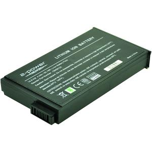 Business Notebook NC6000 Batteria (8 Celle)