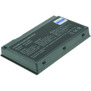 TravelMate 4404LMi Batteria (8 Celle)