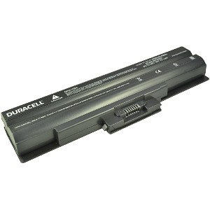 Vaio VGN-FW71DB/W Batteria (6 Celle)