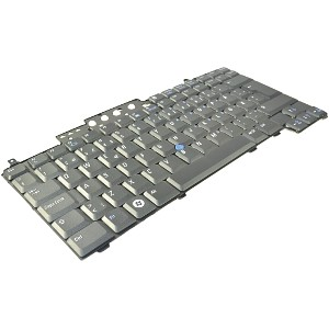 Latitude D630 Black Keyboard (Swedish)