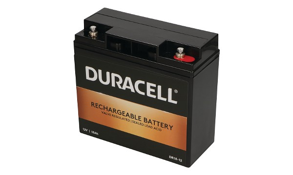 Duracell 12V 18Ah VRLA Battery