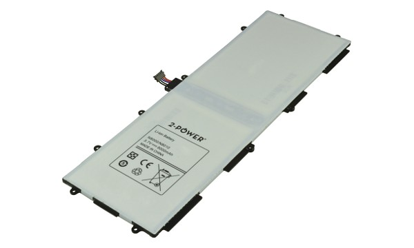Galaxy Note 10.1 N8000 Batteria (2 Celle)
