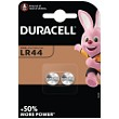 Pila Duracell LR44 tipo Coincell