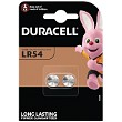Pila Duracell LR54 tipo Coincell